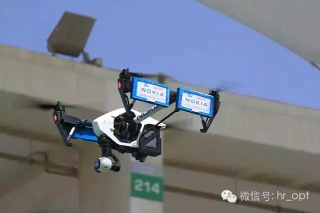 铁塔公司玩无人机,节约90%基站巡检时间
